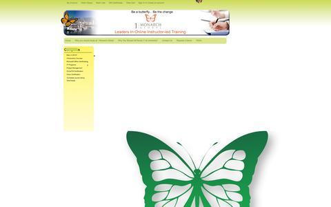 Screenshot of Login Page mybigcommerce.com - 1 Monarch Global - Sign in - captured Sept. 18, 2014