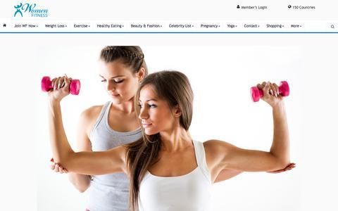 Fitness For Models - Women Fitness