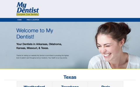 My Dentist | Your Hometown Dentists
