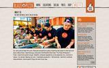 Old Screenshot Blaze Pizza, LLC About Page