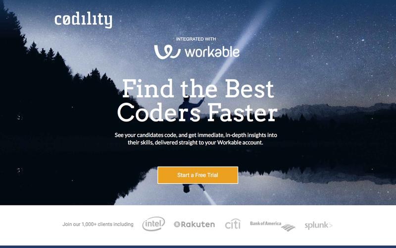 Integrate Codility and Workable to Find the Best Coders Faster