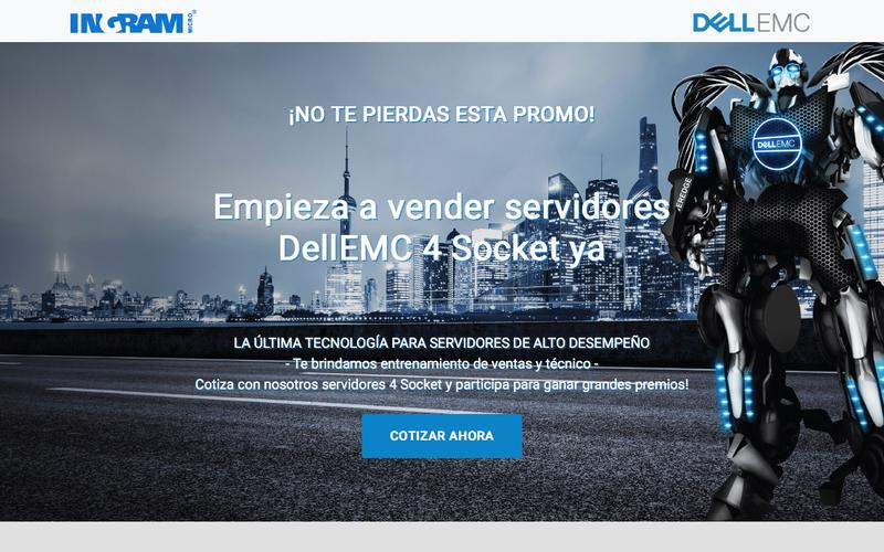 INGRAM MICRO - DellEMC 4Socket