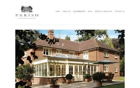 Orangeries — Parish Conservatories | Custom Conservatories | Orangeries | Sunrooms | Skylights | Shades | Bespoke | Home Design