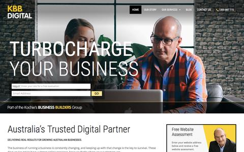 Kochie's Digital Marketing Agency Sydney & throughout Australia