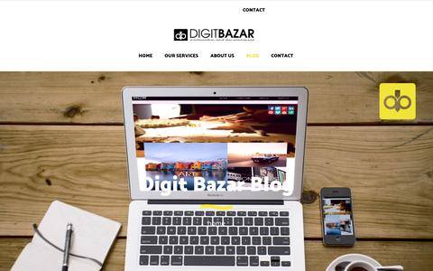 Digit Bazar Blog -