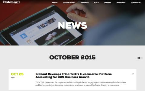 News | We Create Digital Journeys