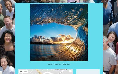 Screenshot of Maps & Directions Page matt4ln.com - Matt Clements Laguna Niguel, California - captured Feb. 28, 2018