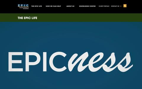 EPICNESS - EPIC INSURANCE