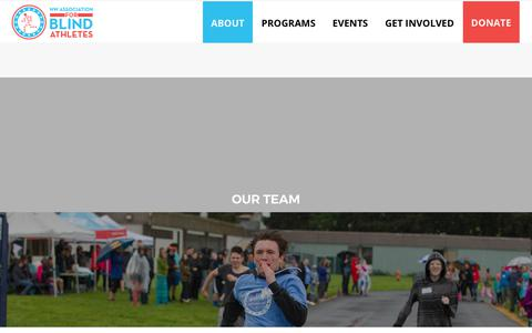 Screenshot of Team Page nwaba.org - Our Team | NWABA - captured Oct. 22, 2017