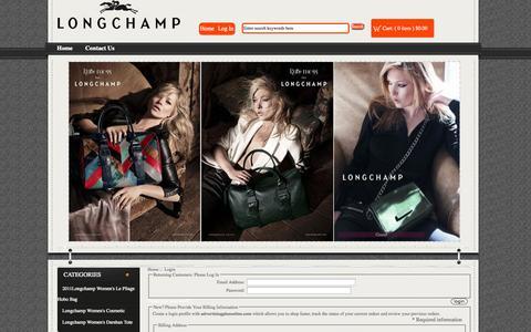 Screenshot of Login Page advertisingplusonline.com - Login - captured Oct. 4, 2014