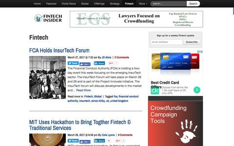 Fintech Archives - Crowdfund Insider