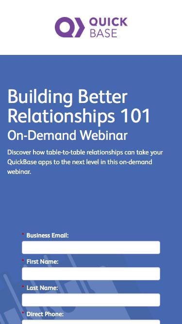 Building Better Relationships 101