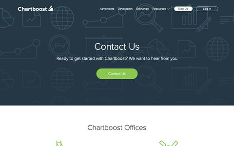 Contact Chartboost | Chartboost