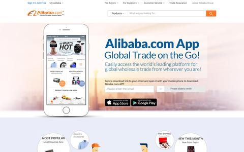 Global Trade on the Go!