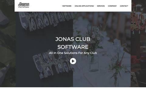 Jonas Club Software - Jonas Club Software