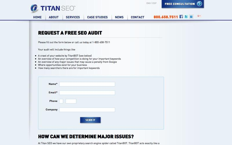 SEO and PPC Services | Titan SEO® Services