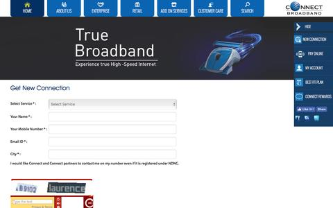 Get New Wireless Broadband Connection in Punjab Chandigarh @Low Cost