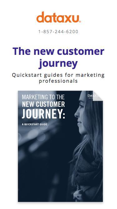 Whitepaper: Marketing to the New Customer Journey