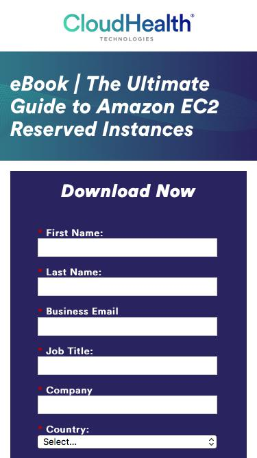 eBook | The Ultimate Guide to AWS EC2 Reserved Instances