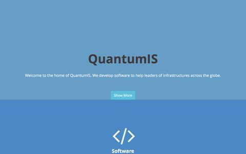 QuantumIS Premium Internet Services