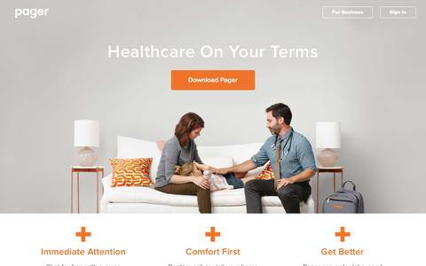 On-demand healthcare in NYC