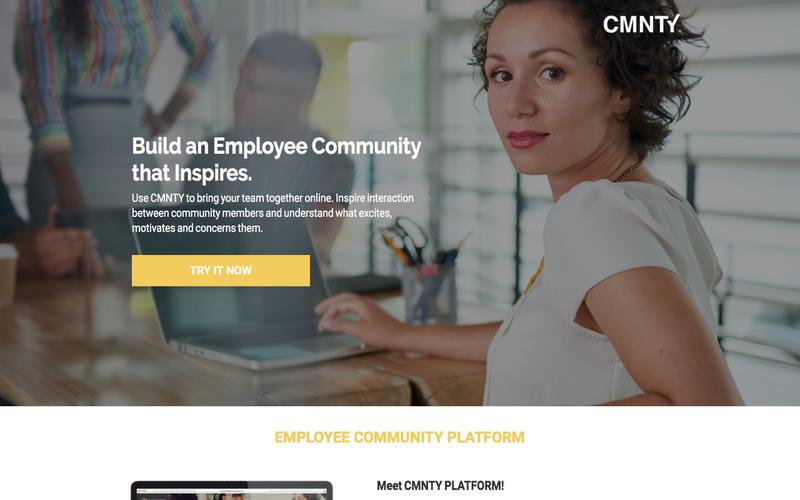 Employee Community that Inspires Interaction