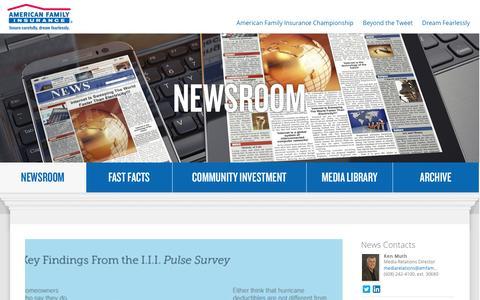 Newsroom AmFam