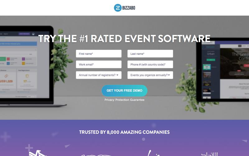 Demo Our Event Management Software | Bizzabo