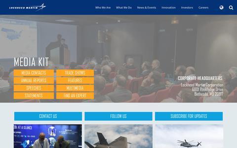 News & Events - Lockheed Martin