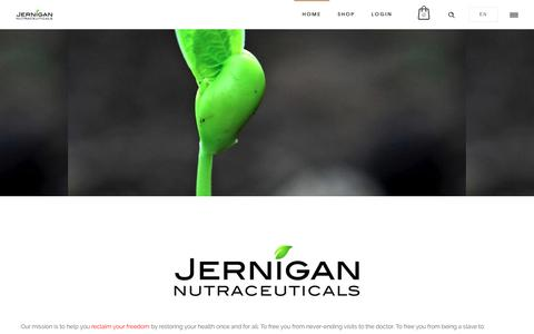 Advanced Natural Medicine - Jernigan Nutraceuticals