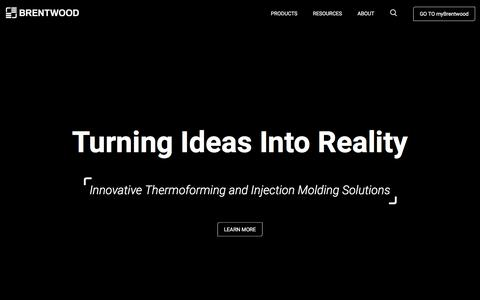 Formed Plastic Solutions and Components | Brentwood Industries