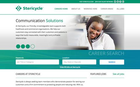 Healthcare & Medical Jobs Pages | Website Inspiration and